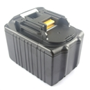 New 18V 6.0A 6000mAh Lithium Ion Electric Tool Battery for Makita BL1860 BL-1860
